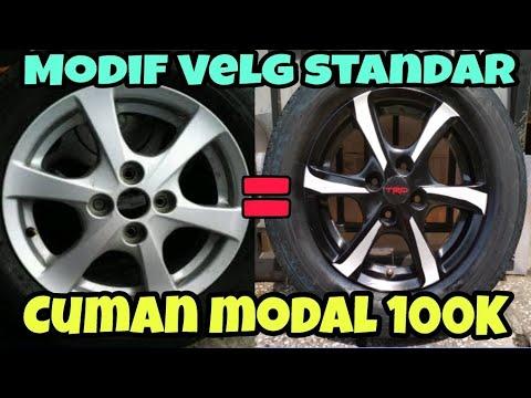Tips Modifikasi Velg Mobil